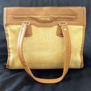 Olivia + Joy two-tone purse